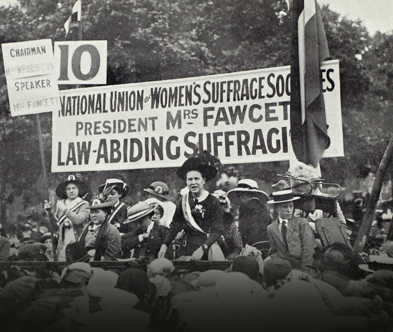 Beyond the Ballot: Women's Rights and Suffrage from 1866 to Today