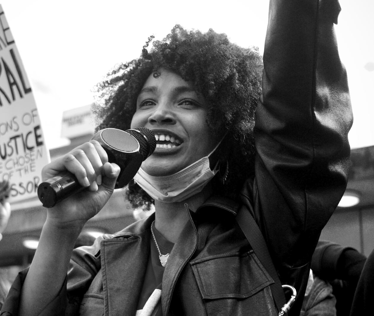 Black Performance as Social Protest