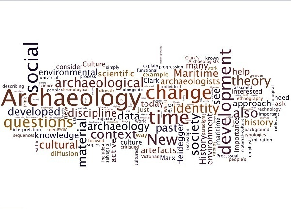 Maritime theory word cloud by Helen Farr.