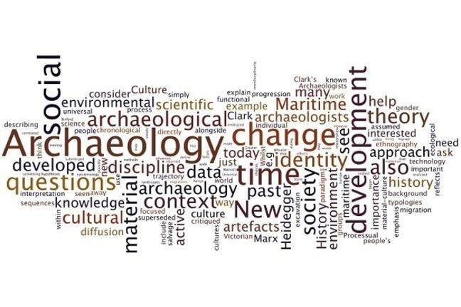 Maritime theory word cloud by Helen Farr.