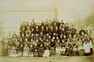 Group photo from Stanley Mills