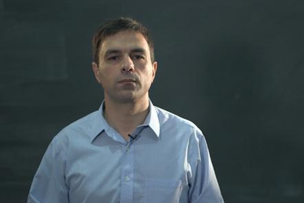 Photo of educator Christos Leonidopolous