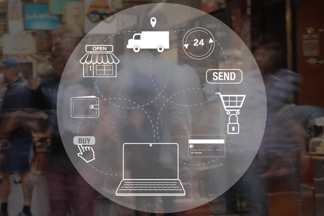 Rise of omni-channel supply chains