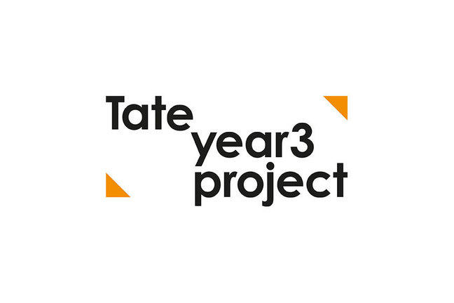 Tate Year 3 Project Logo