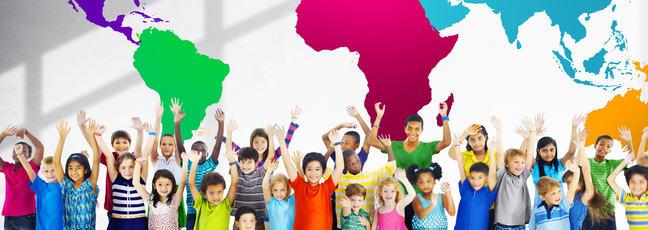 Photo of children