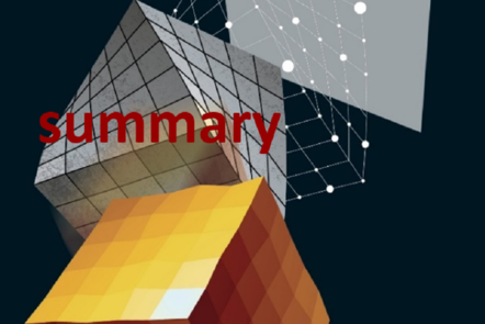 "Part of Scale-up Manual front cover image with the word ""summary""."