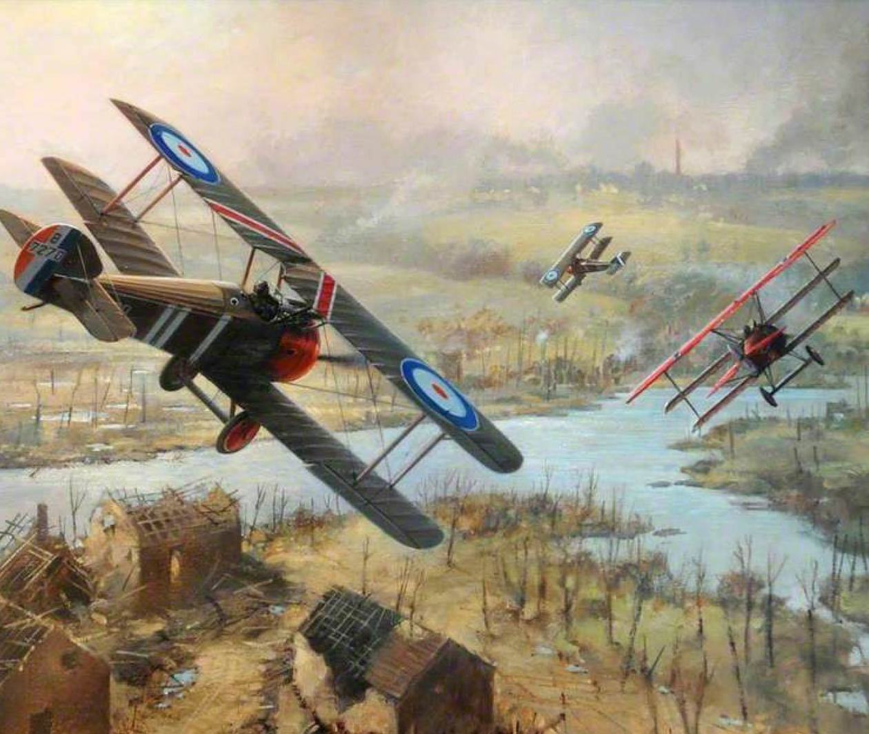 World War 1: Aviation Comes of Age