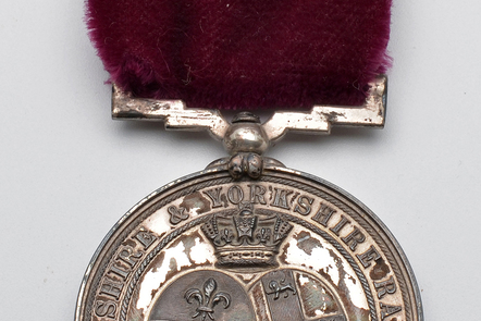 Gallantry Medal awarded to James Clarkson, a driver who prevented an accident near Chorley