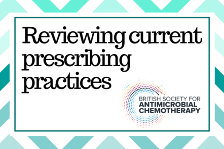 Reviewing current prescribing practices