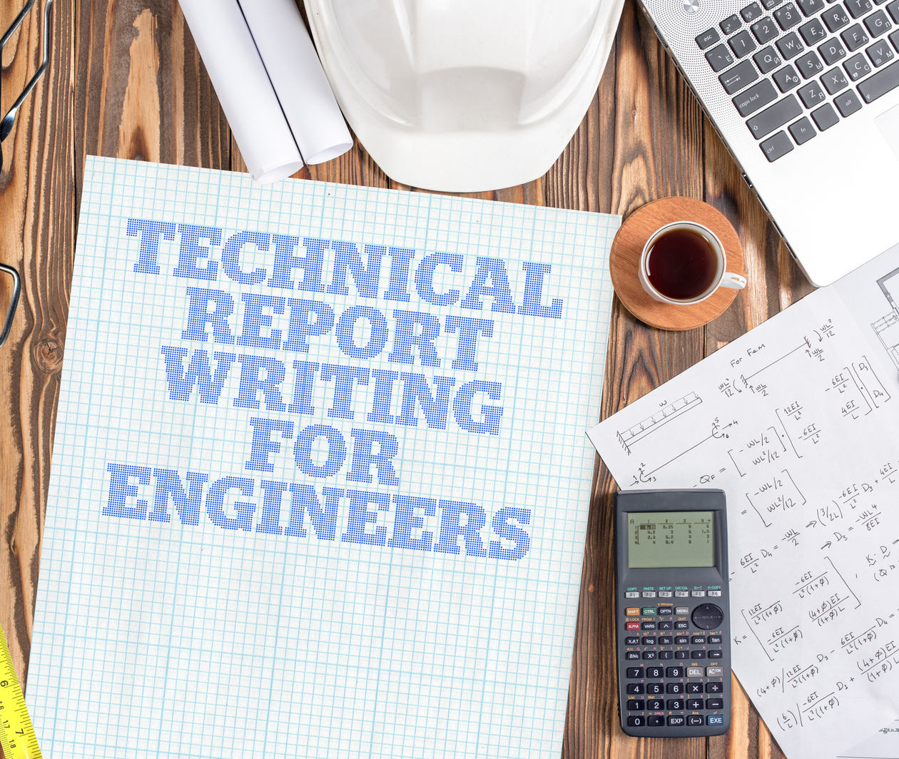 Technical Report Writing for Engineers