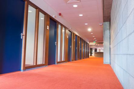 UT corridors