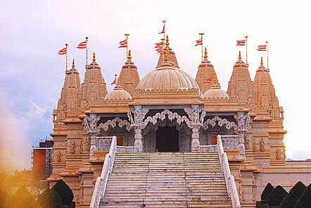 Image of a temple