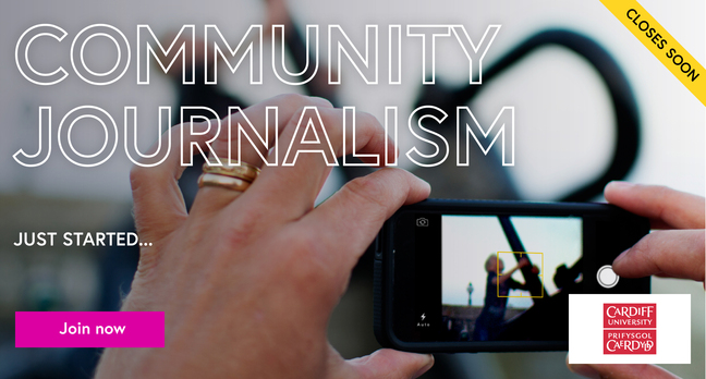 View 'Community Journalism'