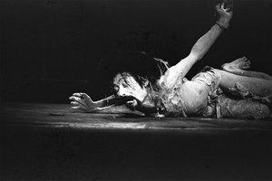 A form of Japanese Avant-garde art - Hijikata Tatsumi's butoh dance