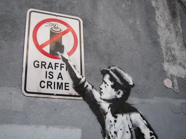 Art Or Vandalism Case Studies On Street