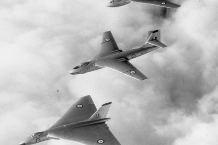 The V-Force: early versions in formation