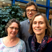 Birgit, Jeroen and Margriet  (Lead educators)