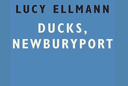 Ducks, Newburyport book cover.