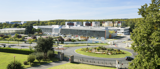 The ISAE-SUPAERO campus in Toulouse