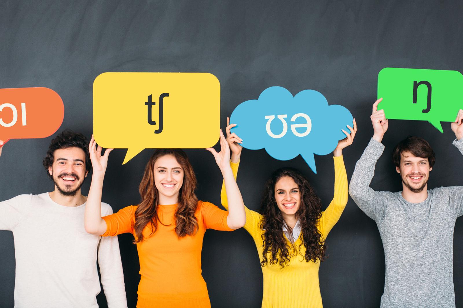 English Pronunciation - Online Course