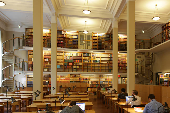 Uppsala University Library