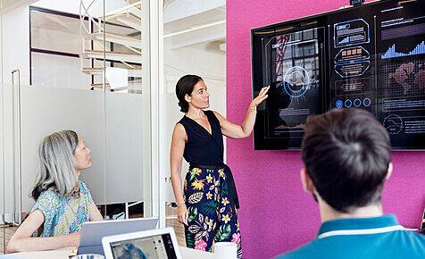 Data-Driven Leadership Skills