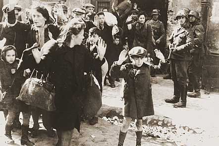 Warsaw Ghetto Boy Photograph Stroop Report
