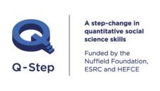 Logo for Q-Step