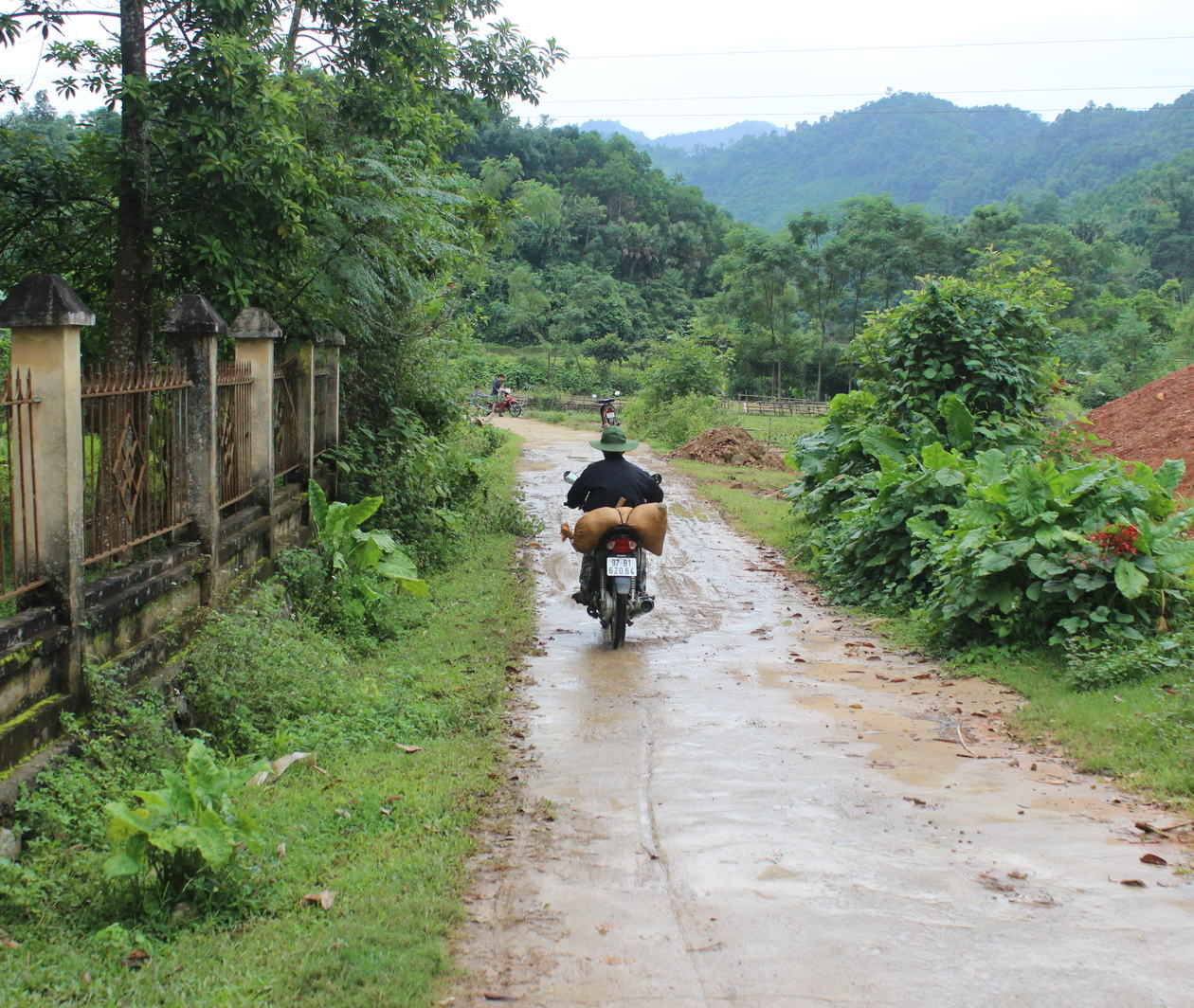 Climate Resilience and Adaptation for Rural Roads