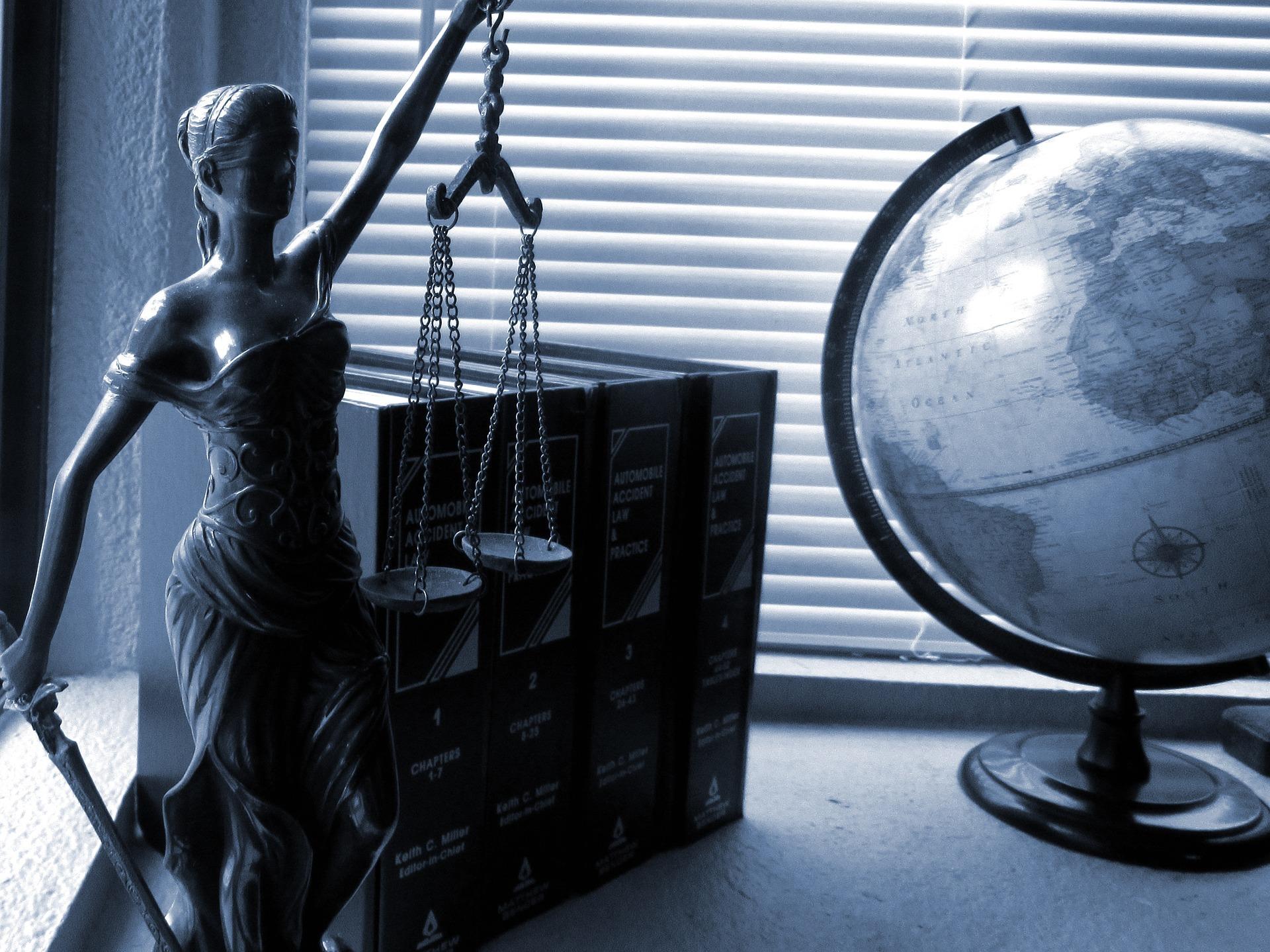 Legal system tropes