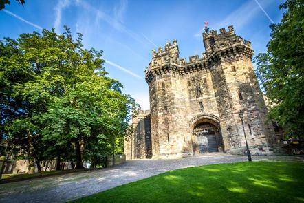 Gatehouse, Lancaster Castle