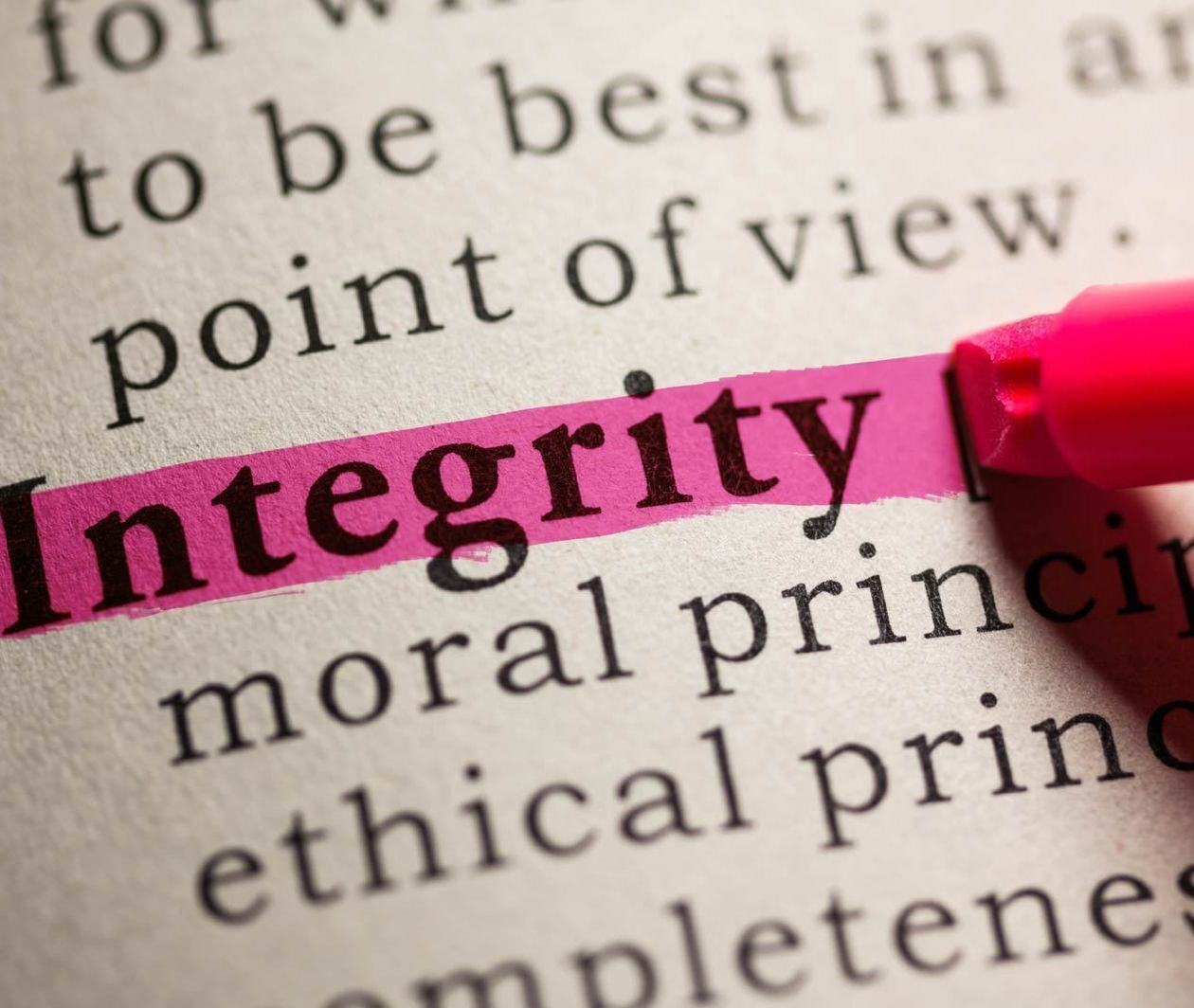 Academic Integrity: Values, Skills, Action