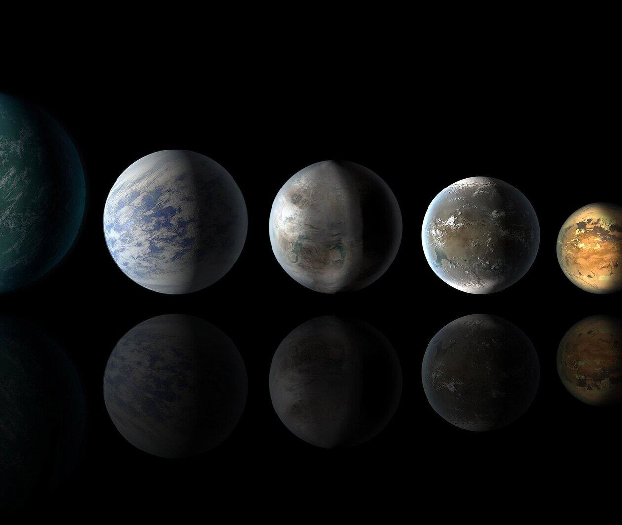 Icy Moons and Exoplanets