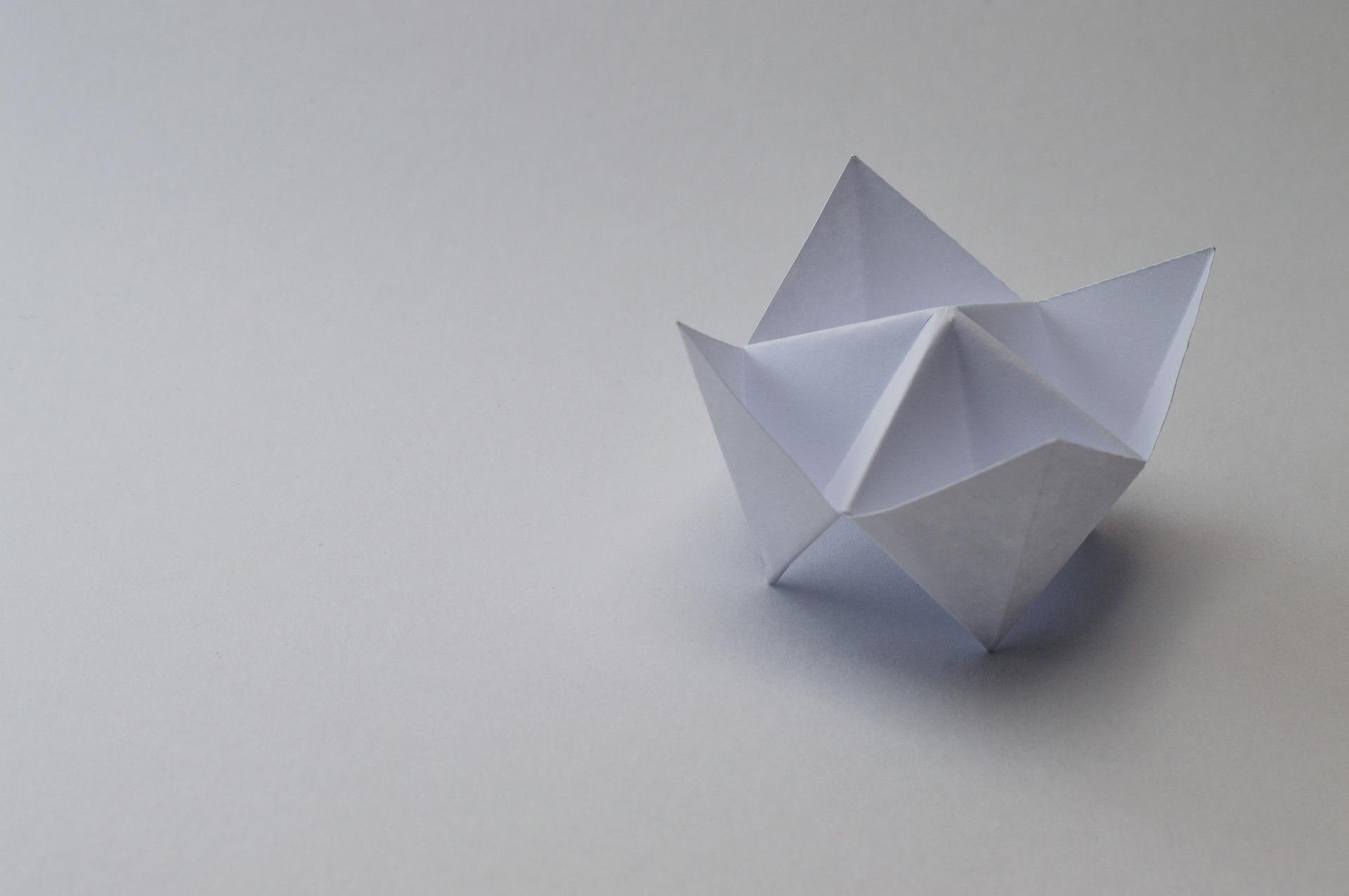 Actual Origami example