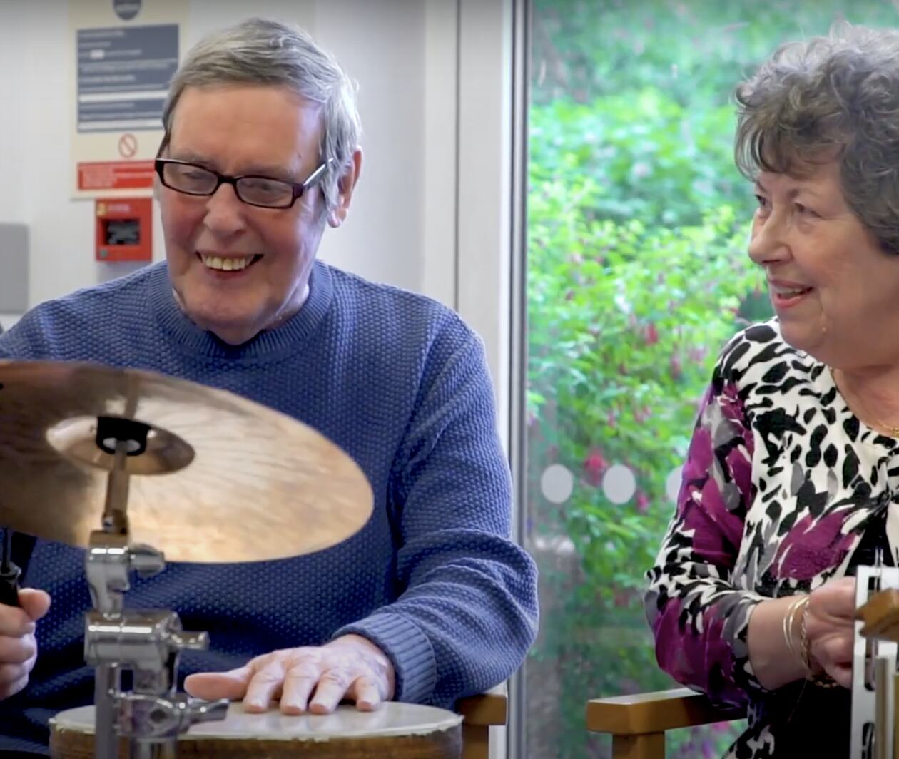 An Introduction to the Nordoff Robbins approach to Music Therapy