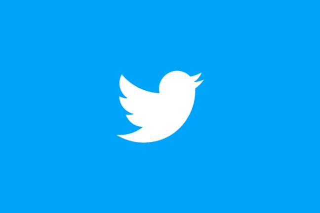 sketch of a twitter logo