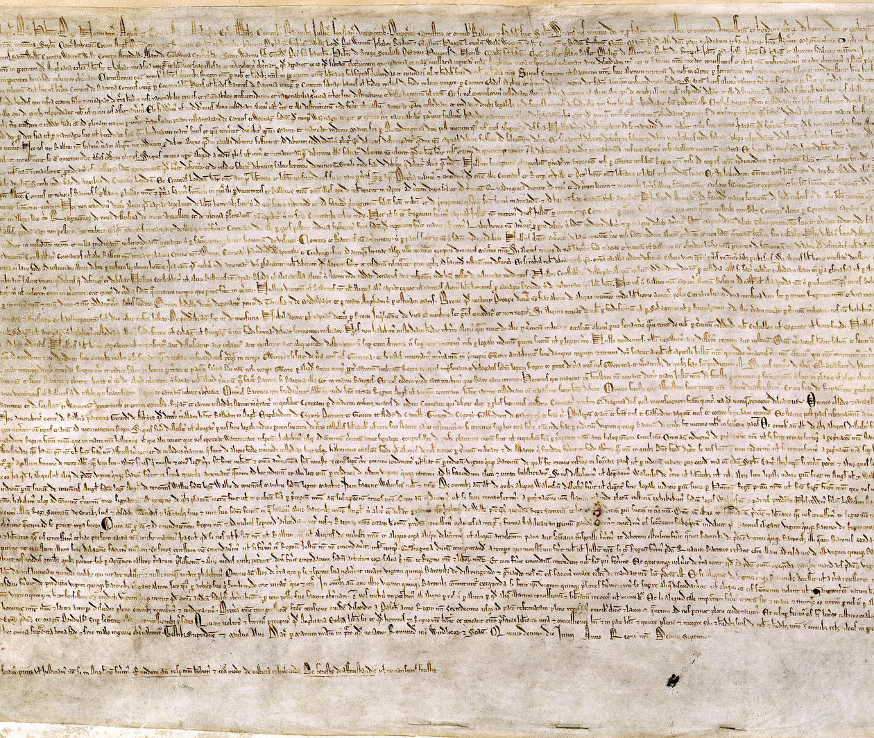 Exploring English: Magna Carta