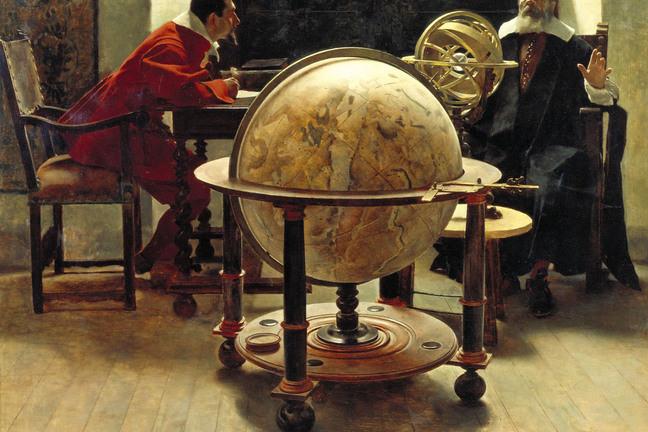 Lessi, Galileo and Viviani