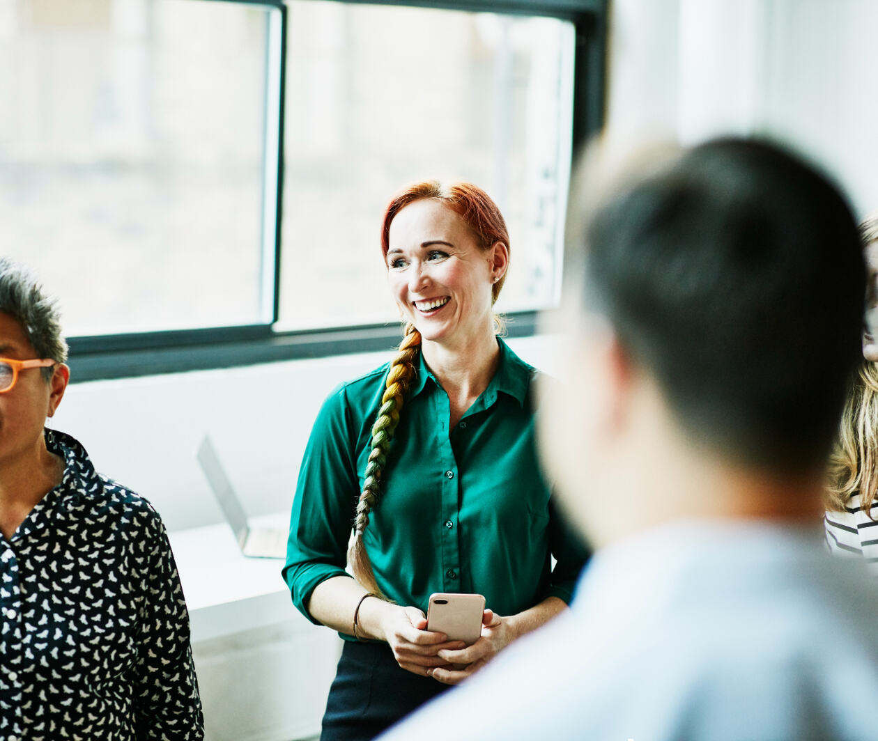 Build Emotional Intelligence for Collaboration and Innovation