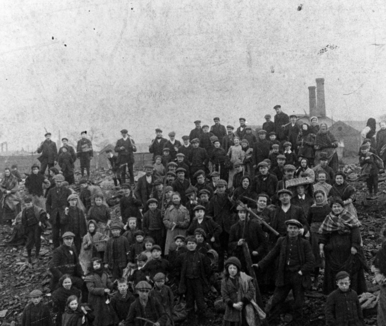 Working Lives in the Coal Mines: Mining History and Heritage