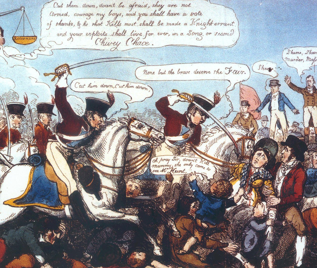 Peterloo to the Pankhursts: Radicalism and Reform in the 19th Century