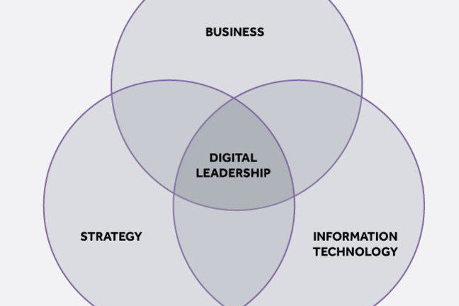 Three dimensions of Digital Leadership