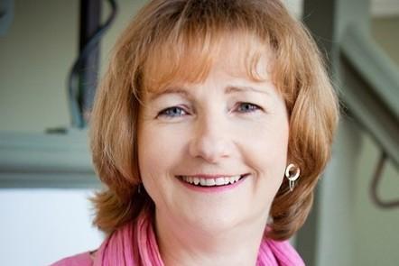 Professor Cliodna McNulty, Public Health England (image: ©BSAC)