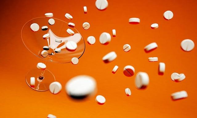 Cocktail of antibiotics