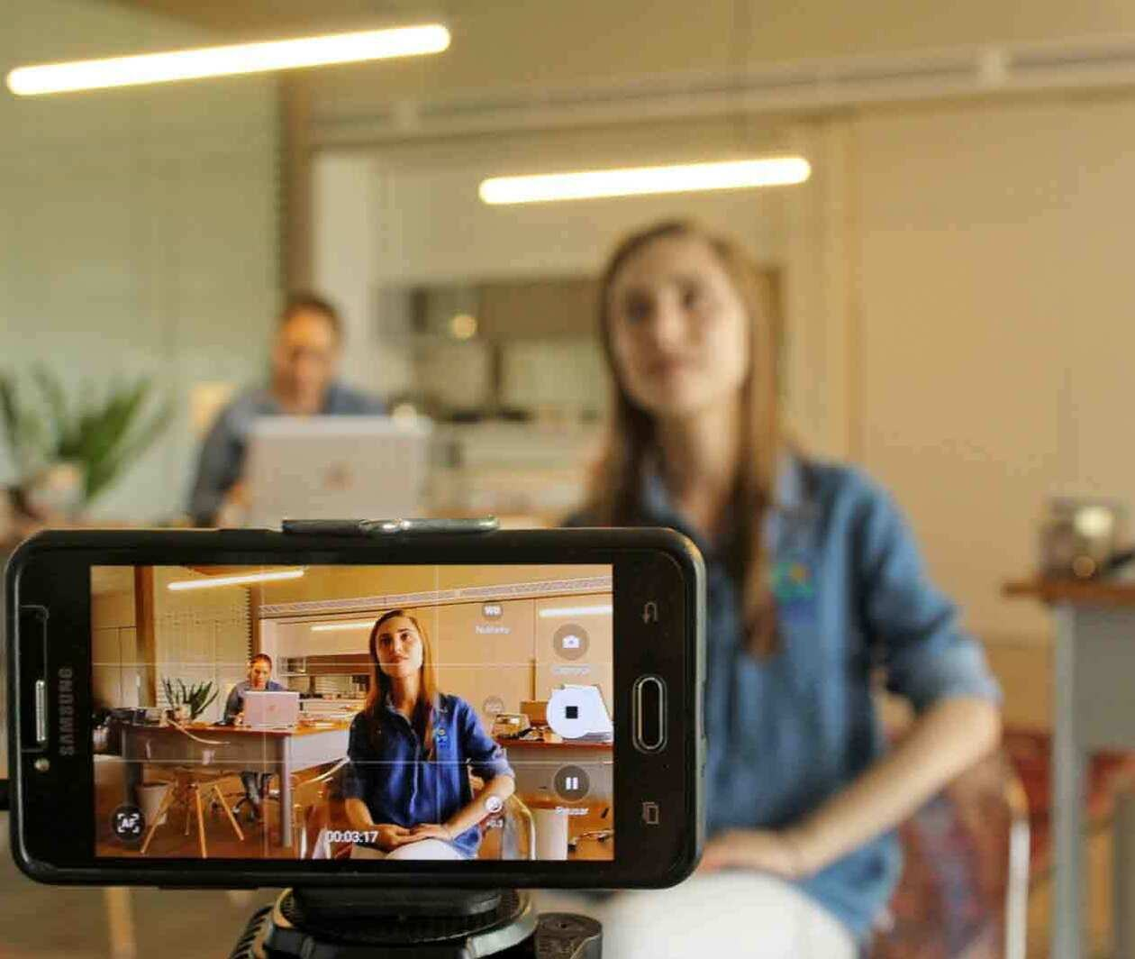 Low-Budget Video Production: Visual Communication for Small Charities
