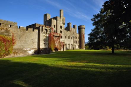 Penrhyn Castle, North Wales