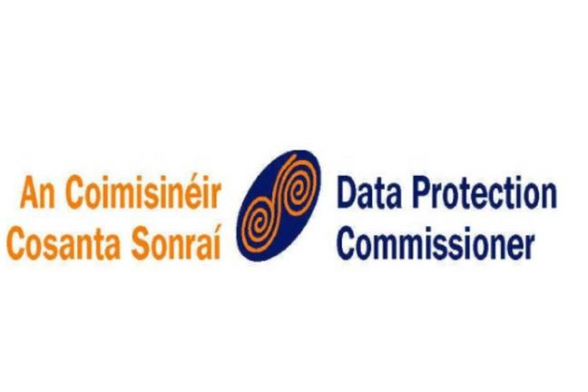 Irish Data Protection Commissioner logo