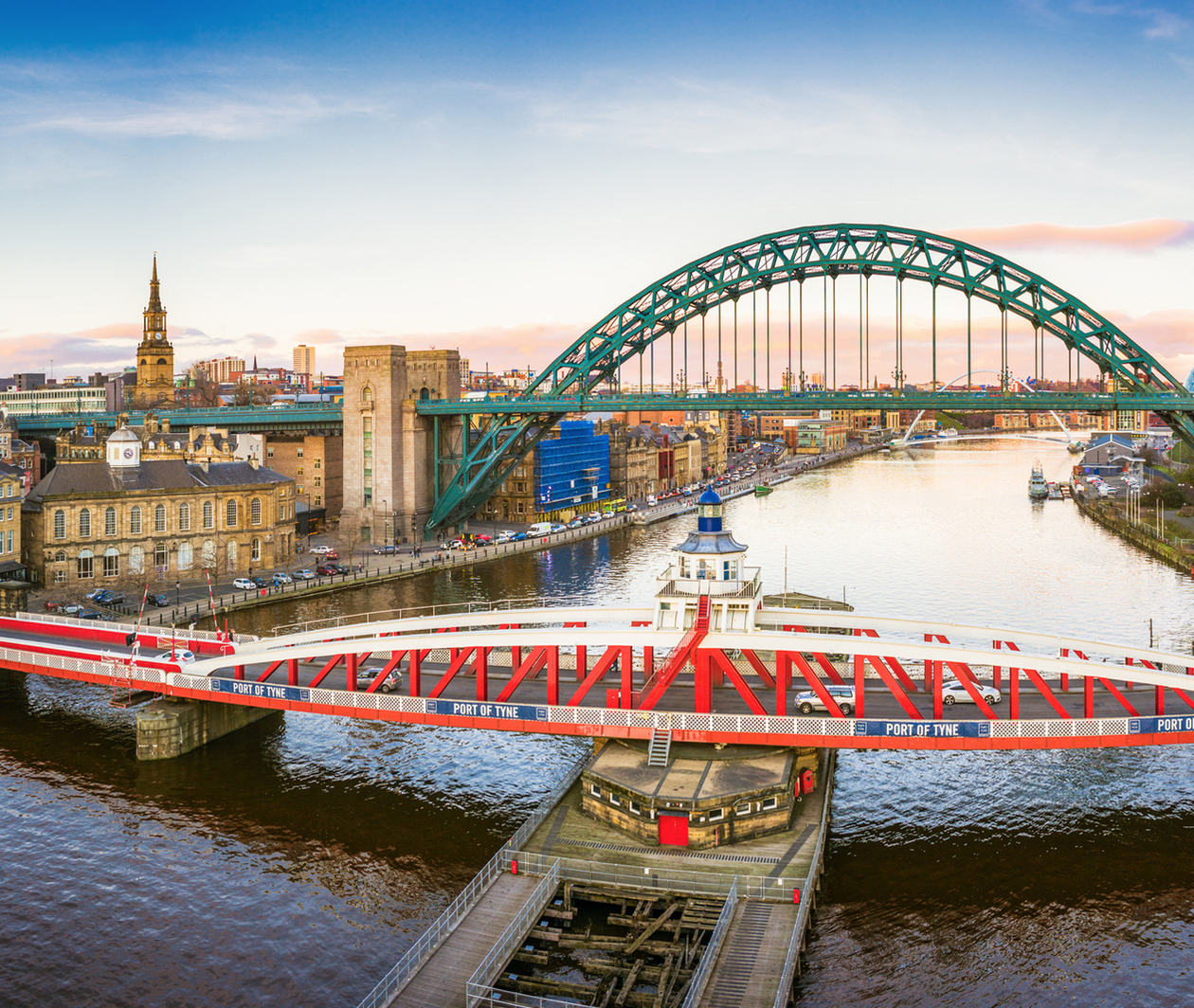 Global Geordies: The North East of England and the World