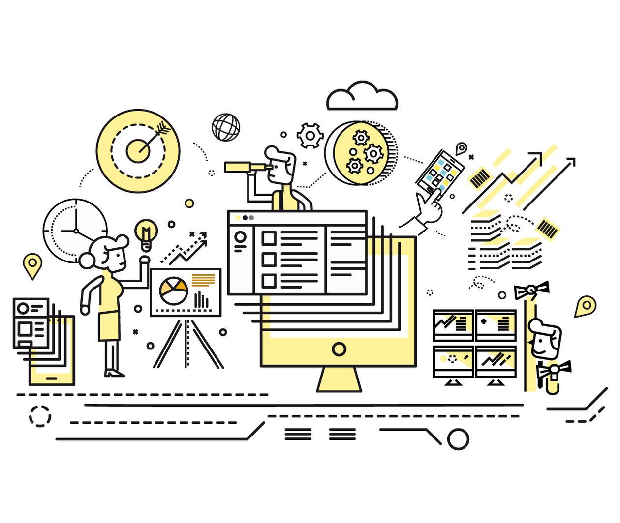 Transformation Digitale Des Services Et Des Entreprises Online Course