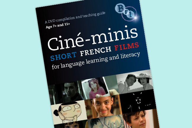 Image of Cine-minis DVD of short French films